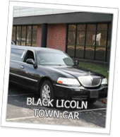 Edmonton Limo Black Lincoln