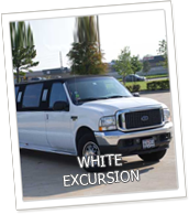 Edmonton Limo White Excursion